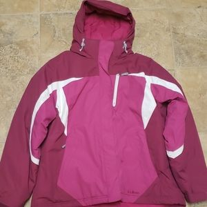 LLBean 1xl winter coat